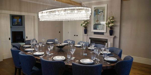 Buckinghamshire Country Retreat Dining Room