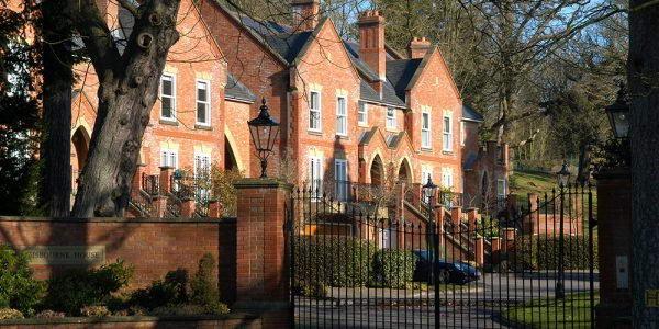 Luxury Terrace House
