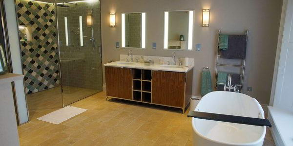 Buckinghamshire Country Retreat En-Suite Bathroom