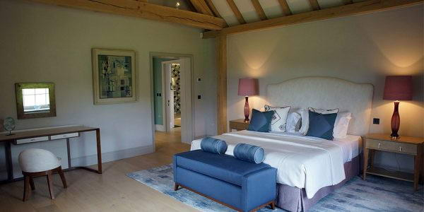 Buckinghamshire Country Retreat Master Bedroom