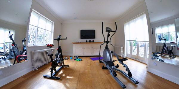 multiroom music Gym
