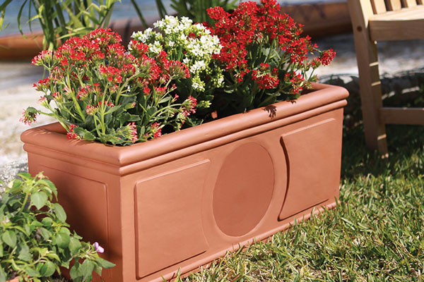 Niles Outside Planter Speaker