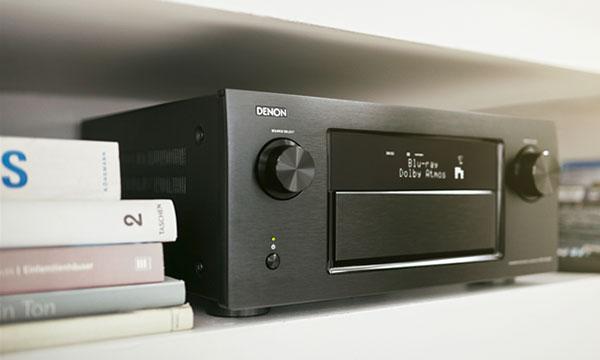 Denon AV Surround Sound Receiver