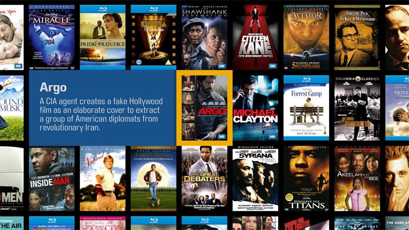 Kaleidescape Cinema Movie Server
